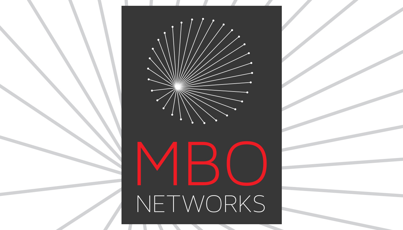 MBO Networks Logo • DayCreative