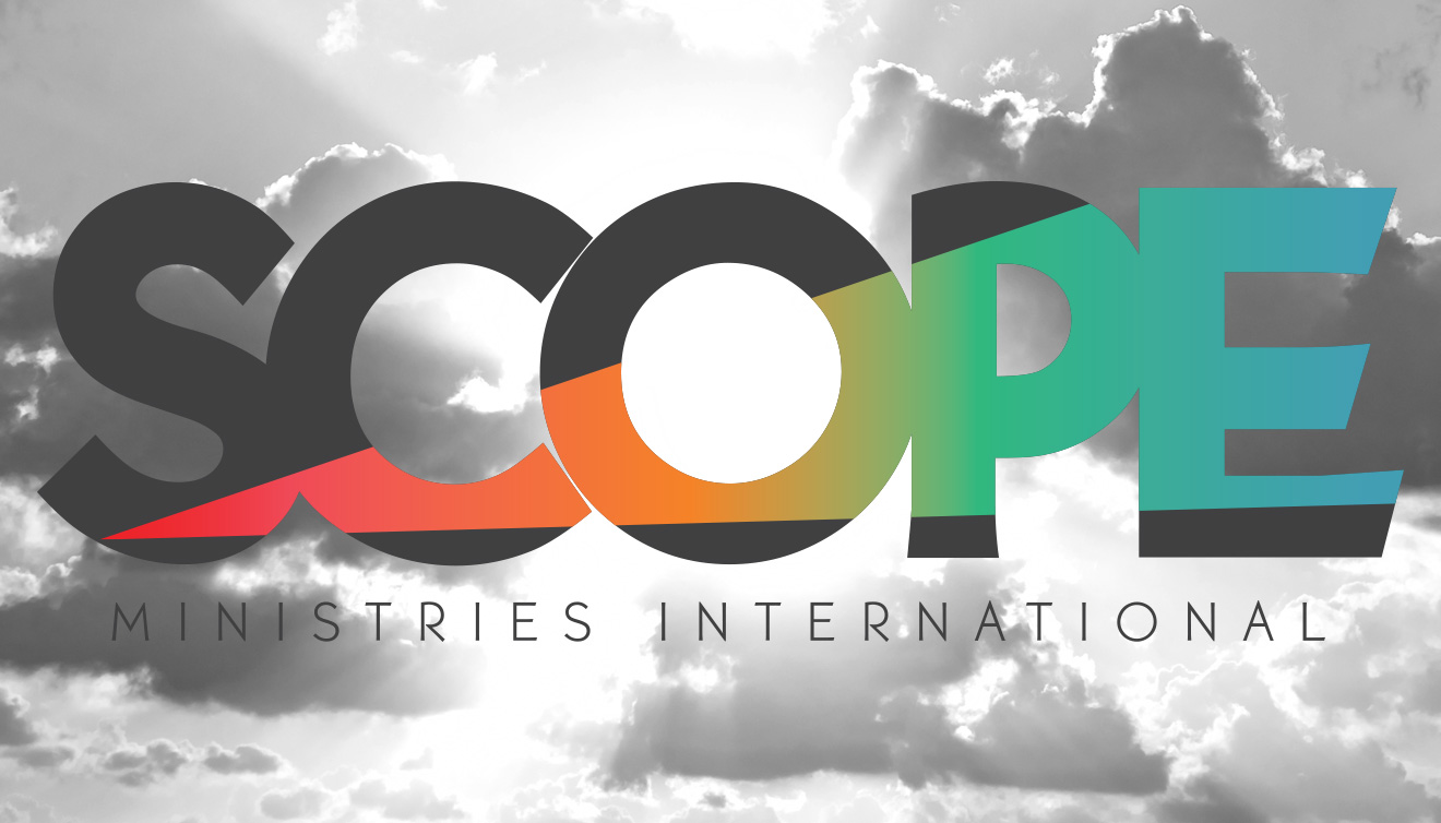 Scope Ministries International Logo • DayCreative