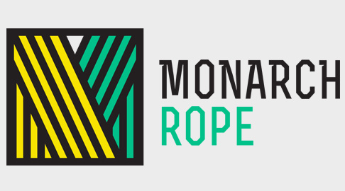 onarch Rope Logo (2015) • DayCreative.net