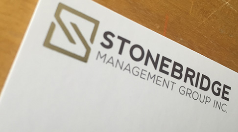 Stonebridge Construction Business Cards • Day Creative • DayCreative.net